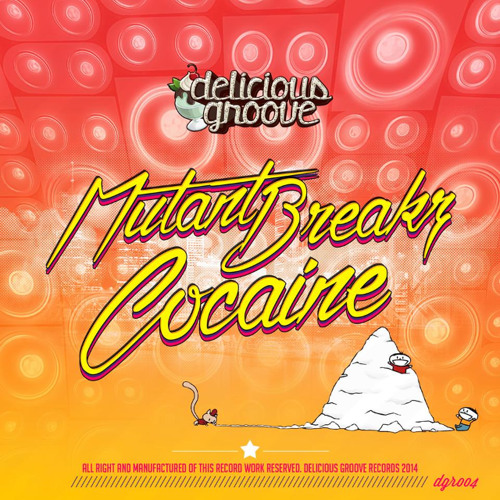 MUTANTBREAKZ -COCAINE (ORIGINAL MIX) OUT NOW BEATPORT!!!