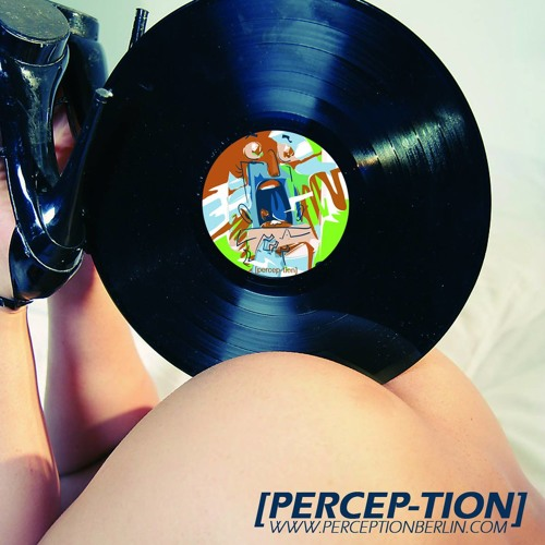 A3 - Distorted Beauty Feat. Danique - Scream - Luca D'Arle Remix - out mai 2014 - prcptn 004