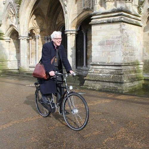 The Bishop of Ramsbury talks about going without a car for Lent