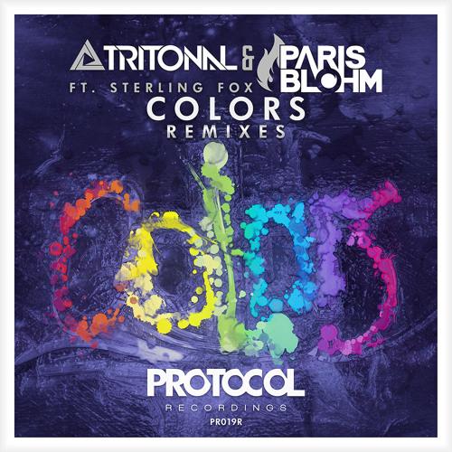 Tritonal & Paris Blohm ft. Sterling Fox - Colors (Alan Morris Remix)