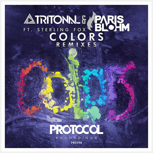 Tritonal & Paris Blohm ft. Sterling Fox - Colors (John Dahlbäck Remix)