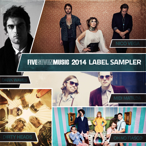 2014 Five Seven Record Store Day Sampler