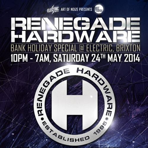 Ink & Gremlinz - Live @ Hardware 19th Anniversary - Electric 2014