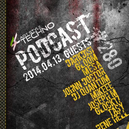 Art Style: Techno | Podcast #280 [Part 5] : DJ Quantum [ARTSTYLETECHNO.HU]