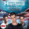 Download Hardwell's DJ Mag North American Bus Tour Mix Mp3