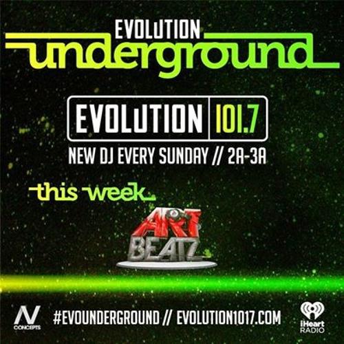 EVOLUTION 101.7 MIX (HOUSE INVASION VOL. 11) [FREE DOWNLOAD]