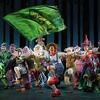 Shrek the musical freak flag cover