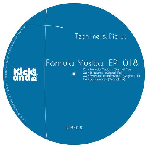 Tech1ne,Dio jr. - Fórmula Música (Original Mix)