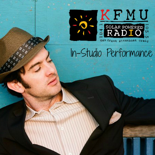 G. Love - Too Much Month (Solo Acoustic Live @ KFMU)