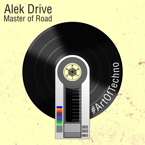 Alek Drive 'Master Of Road' Ep (teaser) / Police Records - PLC027