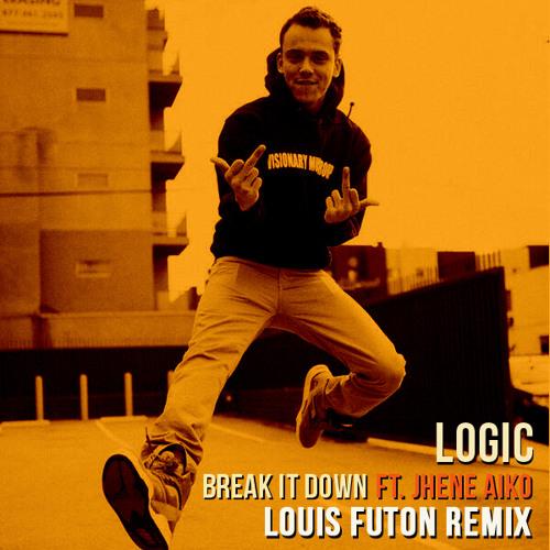 Logic feat. Jhene Aiko   Break It Down (Louis Futon Remix)