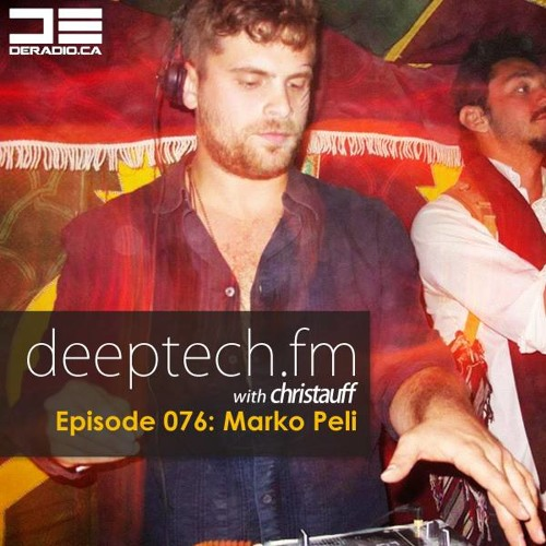 Marko Peli for Deeptechfm 4/10/14