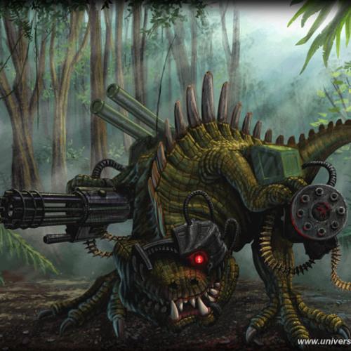 Code: Pandorum X Warthog - T-Rex [Clip] [FORTHCOMING PRIME AUDIO]