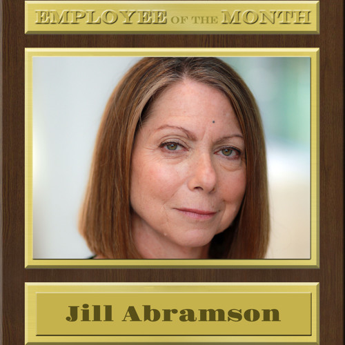 JILL ABRAMSON's last interview before leaving The New York Times