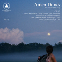 Amen Dunes I Can't Dig it Artwork
