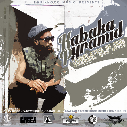 Kabaka Pyramid - Champion Sound [Dubplates In Dub | Channel One Style - Equiknoxx Music 2014]