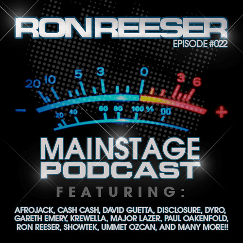 RON REESER - Mainstage - April 2014 - Episode 022