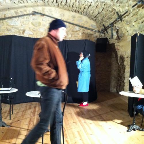 Marseillle rouge sangs au théâtre #1 Allo
