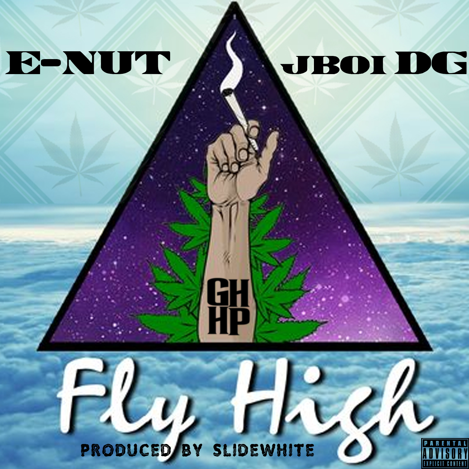 E-Nut ft. JBoi DG - Fly High (Produced by Slidewhite) [Thizzler.com]