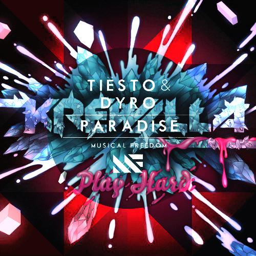Krewella Vs Tiësto & Dyro - Alive In Paradise (Acrux ...