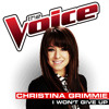 Christina Grimmie - I Won't Give Up (The Voice Performance)