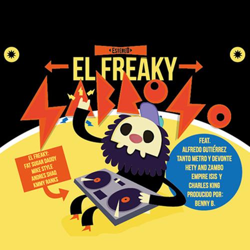 Sabroso - El Freaky X Benny Bajo feat. Alfredo Gutiérrez