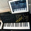 MS-20 mini X iMS-20 for iPad: Low Pass Filter 100% Peak