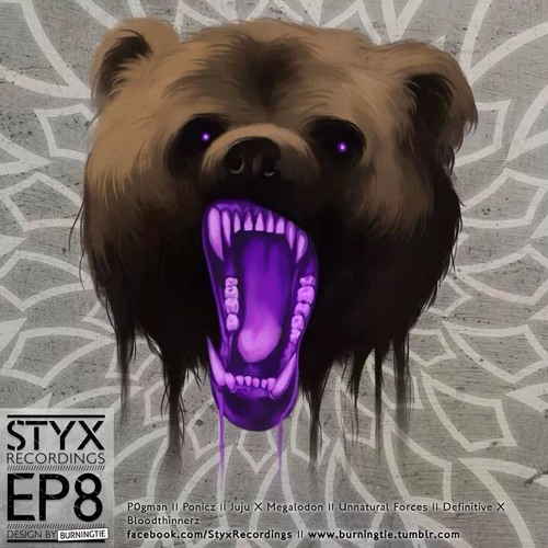 UNNATURAL FORCES & GH0SH - WE DONT GIVE A FUCK (OUT NOW ON STYX)
