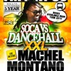 SvD -The Best Of Machel Montano Mixtape