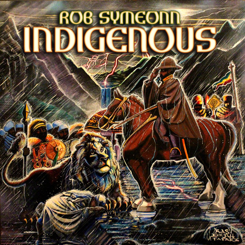 "Rob Symeonn - Monkey Wrench [2014 ""Indigenous"" Album]"