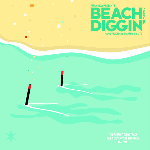 Beach Diggin' Vol.2 Snippet ( Out on april 19th )