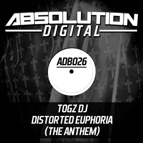 **OUT NOW** Togz - Distorted Euphoria (The Anthem) Faded Soundcloud Edit