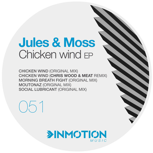 Jules & Moss - Social Lubricant