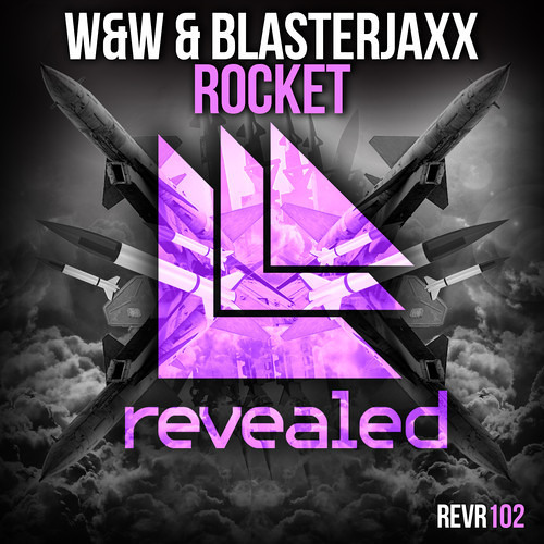 W&W & Blasterjaxx - Rocket [Preview] [OUT NOW!]