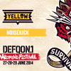 Noisekick - Defqon.1 Yellow Mix
