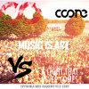 Linkin Park feat.Coone -Music Is Art vs.A Light That Never Comes(Dynora Mix Hardstyle Edit)