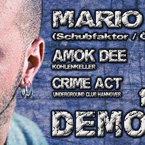Underground Club Hannover, Germany 12.4.2014