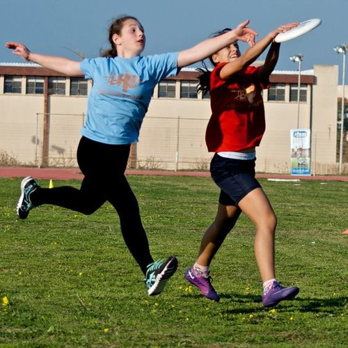 Ultimate frisbee brings Jewish, Palestinian and Arab Israeli kids together