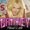 Britney Spears Stronger + Crazy Piece Of Me Studio Version