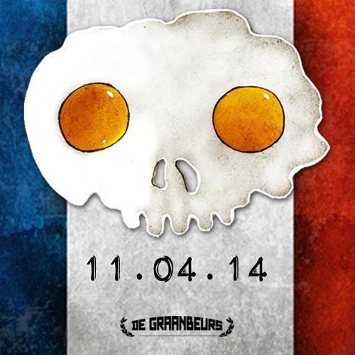 Hyrule War Vs. Zyklon @ Omelette Du Frenchcore (11 - 04 - 2014)