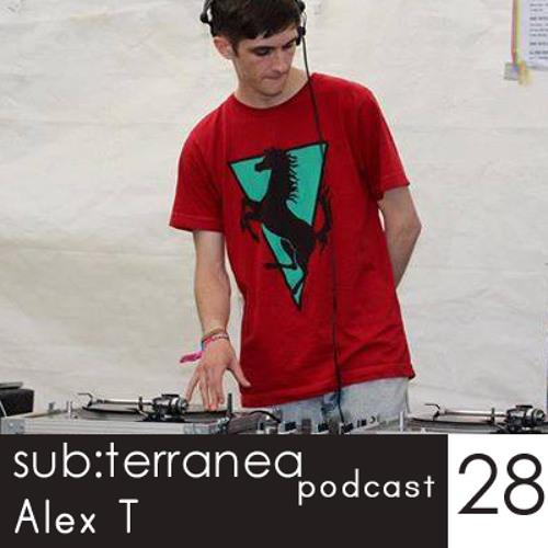 Sub:terranea podcast 28 - Alex T