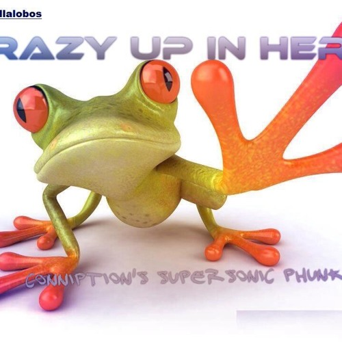 Coqui- Crazy Up In Here (conniption's supersonic phunk mix)