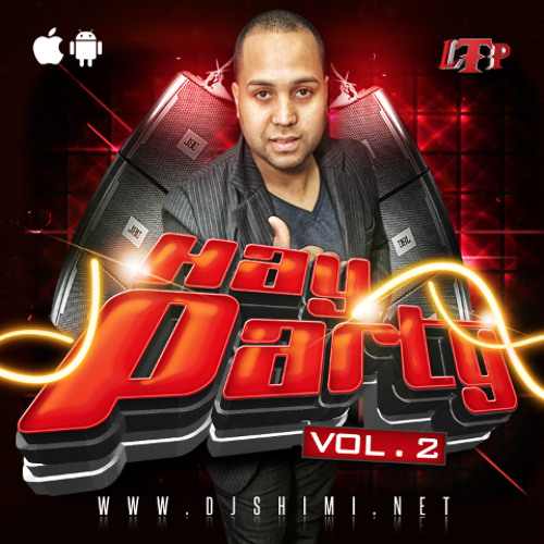 DeeJay  Shimi Mixtape Hay Party Vol.2