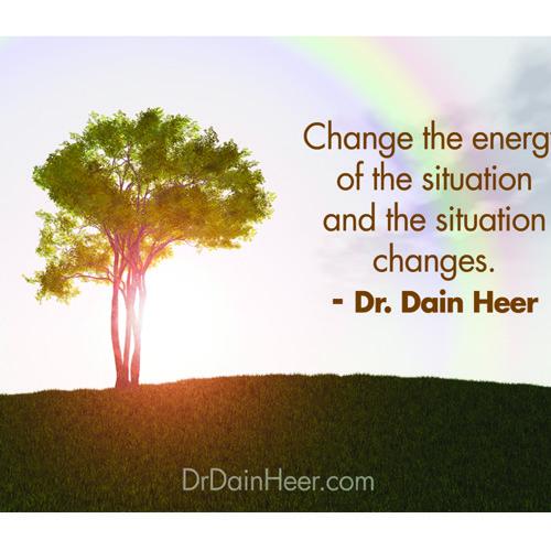 Dr. Dain Heer