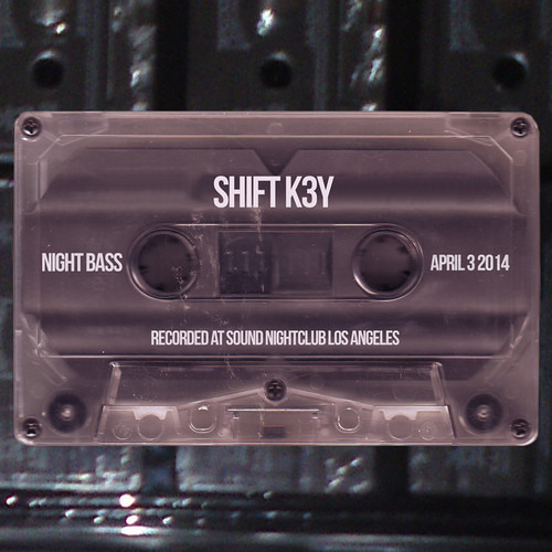 Shift K3Y - Live @ Night Bass April 2014