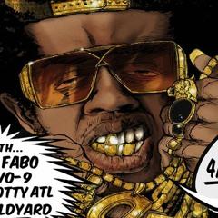 Trinidad Jame$ - Bitch Please ft. 2$ Fabo, Two-9, Scotty ATL & Goldyard