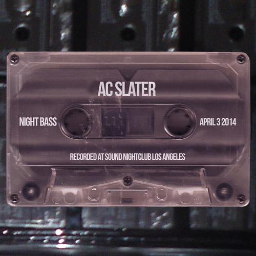 AC Slater - Live @ Night Bass April 2014