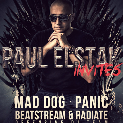 Paul Elstak Invites - Warmup Mix By Radiate - Early Edition