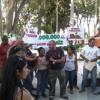OMAR ESCOBAR ComunA Juan Sabas Peralta Rueda De PRENSA Plza BOLÍVAR  11-04-2014