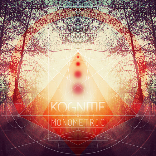 """Kognitif - Whispers From The Ether (Guitar By Jeremie Guerra) / Album """"Monometric"""""""